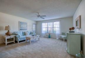 Living Room  | Lakes at Suntree