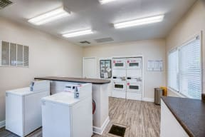 Laundry center  | Lakes at Suntree