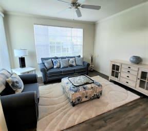 Living room  | Bay Harbor