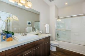 Bathroom | Canyons at Linda Vista Trail
