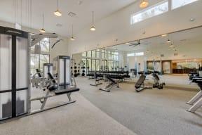 Fitness center | Monterey Ranch