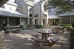 Picnic area | Monterey Ranch