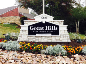 Welcome to Great Hills    Great Hills