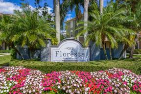 Welcoming community signage | Floresta