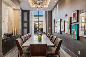 Private dining room   Inspire Southpark