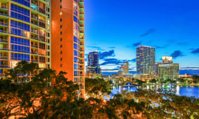 Welcome home!   Paramount on Lake Eola