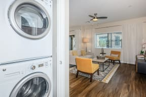 In-home washer and dryer| Canyons at Linda Vista Trail