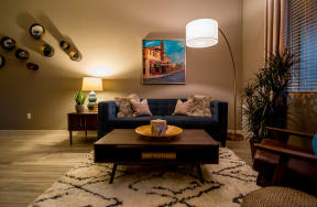 Living room | Pima Canyon
