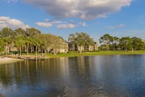 Community exterior  | Lakes at Suntree