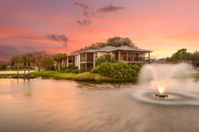 Apartments with lake views  | Lakes at Suntree