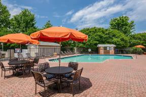 Pool   Randolph Park