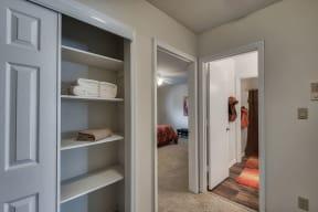 Bedroom closet   Randolph Park