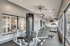 Fitness center   Randolph Park