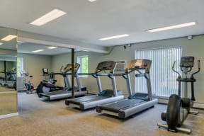 Cardio Machines In Gym| The Boulders