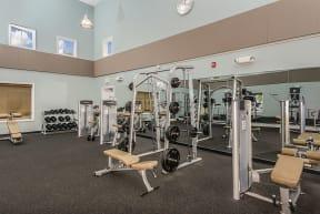 Fitness center | Pavilions