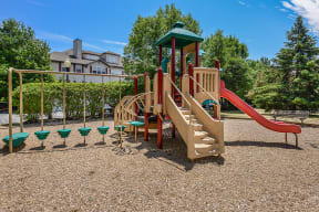 The community offers two playgrounds |Residences at Westborough