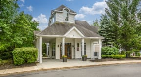 Community Clubhouse |Residences at Westborough
