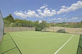 Basketball court | Hilands