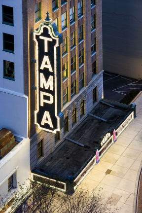 Live in the heart of downtown Tampa | Element