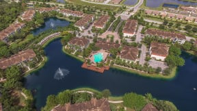 Aerial view | Yacht Club