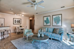 Living room | Yacht Club