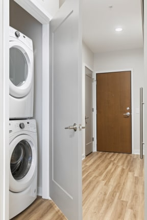 In-Unit Washer/Dryer Sets At Revel Apartments In Minneapolis, MN