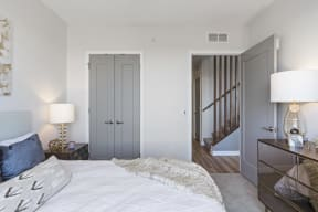 Ample Natural Lighting In Bedrooms At Revel Apartments In Minneapolis, MN
