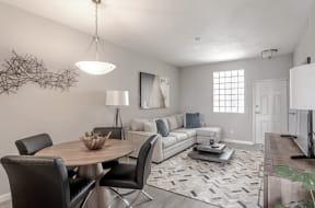 Barona Living/Dining Room