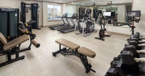 SouthLawn Lawrenceville Fitness Center Conclave Edition
