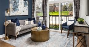 SouthLawn Lawrenceville Living Room