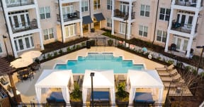 SouthLawn Lawrenceville Resort-Style Pool