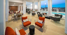 SouthLawn Lawrenceville Poolside Lounge