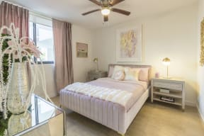 Bedroom   Twenty2 West   Luxurious Apartments in Miami, FL