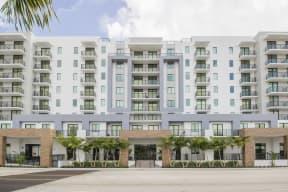 Exterior   Twenty2 West   Luxurious Apartments in Miami, FL