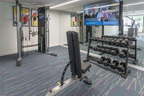 Fitness   Twenty2 West   Luxurious Apartments in Miami, FL