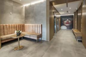 Lobby   Twenty2 West   Luxurious Apartments in Miami, FL