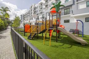 Playground   Twenty2 West   Luxurious Apartments in Miami, FL
