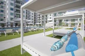 Lounge Areas   Twenty2 West   Luxurious Apartments in Miami, FL