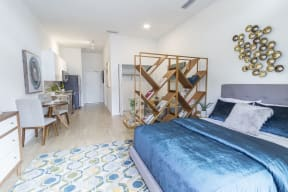 Studio Apartment   Twenty2 West   Luxurious Apartments in Miami, FL