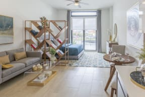 Living Room   Twenty2 West   Luxurious Apartments in Miami, FL