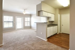 Top of the line Kitchens at Stoneleigh on Cartwright Apartments, J Street Property Services, Balch Springs, TX 75180