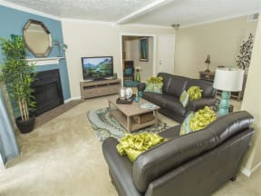 2 Bedroom with Attached Den
