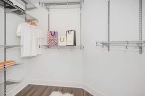 Spacious Closet at The Q Variel, Woodland Hills, CA, 91367