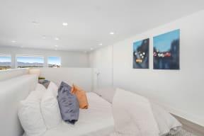 Luxurious Bedroom at The Q Variel, California