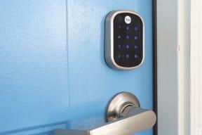 Smart Front Door Locks
