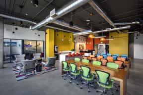 Q Work Business Center at The Q Variel
