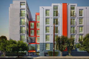 Beautiful Construction at The Social, California