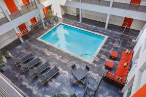 Invigorating Pools at The Social, North Hollywood, CA