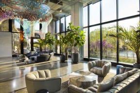 Riverwalk lounge