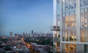 Views at The Apartments at Lincoln Common, Chicago, 60614